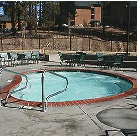 Wyndham South Shore — - outdoor heated pool