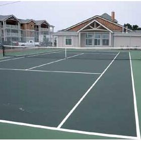 WorldMark Depoe Bay — - Tennis Court