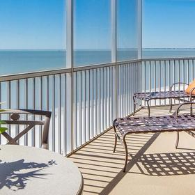 Sunstream Vacation Club at DiamondHead Beach Resort & Spa Balcony