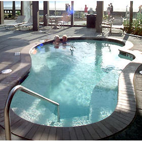 The Resort at Seaside - Jacuzzi