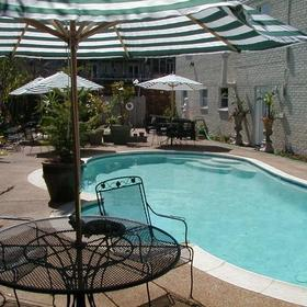 Frenchmen Orleans at 519 — Pool