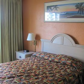 Enchanted Isle Resort Bedroom