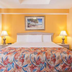 Legacy Vacation Club - Indian Shores Bedroom