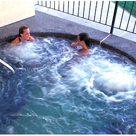WorldMark Lake Chelan Shores - Jacuzzi
