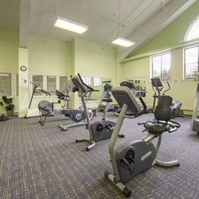 Holiday Inn Club Vacations at Ascutney Mountain Resort Fitness Center