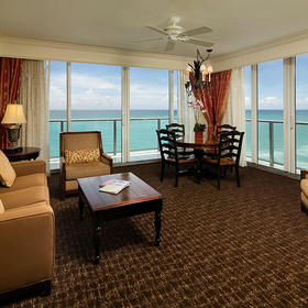 Jupiter Beach Resort & Spa Living Area