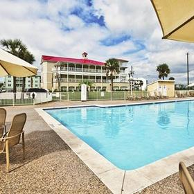 Holiday Inn Club Vacations Galveston Seaside Resort Pool