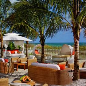 The Ritz-Carlton, Key Biscayne Cabana Area