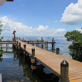 Florida Bay Club Dock