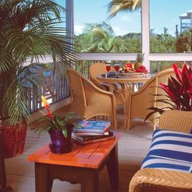 Hyatt Beach House Resort Balcony