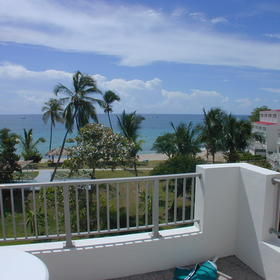 Bluebeard's Beach Club & Villas — - View from Deck
