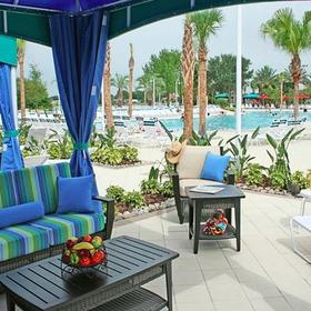 Holiday Inn Club Vacations at Orange Lake Resort - East Village Cabanas
