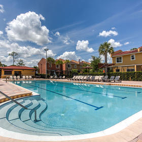 Vacation Villas at Fantasy World Pool
