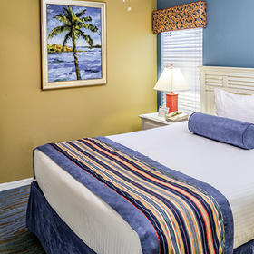 Barefoot'n Resort Bedroom