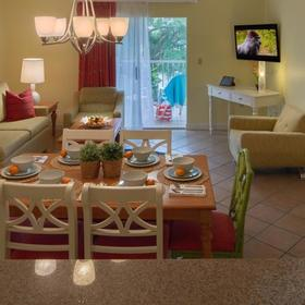 Festiva Orlando Resort Dining Area