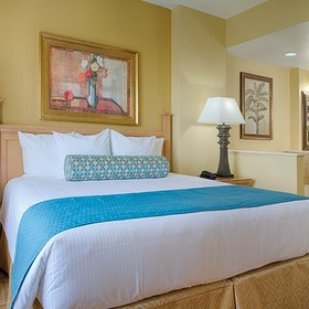 Wyndham Bonnet Creek Resort Bedroom