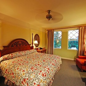 Disney's Saratoga Springs Resort & Spa Bedroom