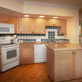 Disney's Old Key West Resort Kitchen