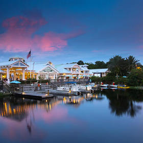Disney's Old Key West Resort Marina