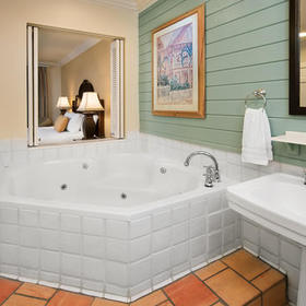 Disney's Old Key West Resort Bathroom