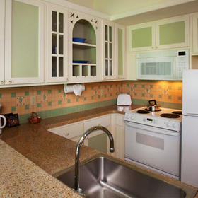 Disney's Beach Club Villas Kitchen