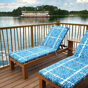 Disney's Polynesian Villas & Bungalows Bungalow Deck