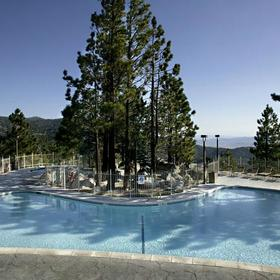 The Ridge Tahoe — Indoor/Outdoor Pools