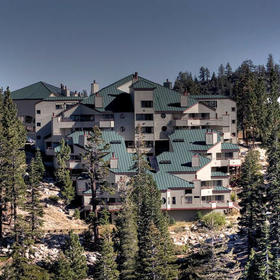 The Ridge Tahoe — Naegle Building