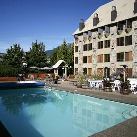 Mountainside Lodge — Year Round Outdoor Pool