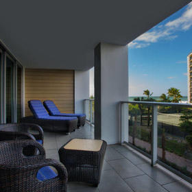 Marriott's Crystal Shores Balcony