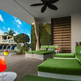 Marriott's Crystal Shores Cabana