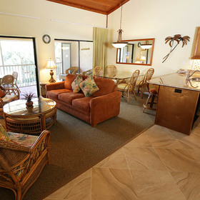 Club Regency at Marco Island Living Area