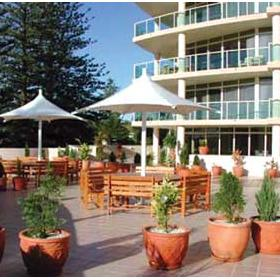 WorldMark Port Macquarie — - Courtyard