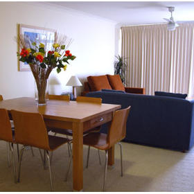 WorldMark Port Macquarie — - Unit Dining Area