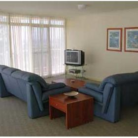 WorldMark Port Macquarie — - Unit Living Area