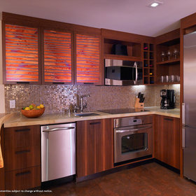 The Grand Islander by Hilton Grand Vacations Club Kitchen