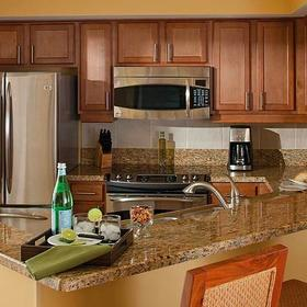 Marriott's Villas at Doral Kitchen