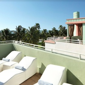 Hilton Grand Vacations Club (HGVC) at McAlpin-Ocean Plaza Rooftop Terrace