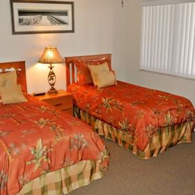 Coral Shores Resort Bedroom