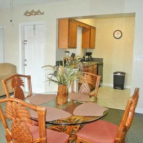 Coral Shores Resort — Dining Area