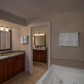 Marriott's Grande Vista Bathroom