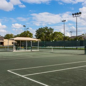 Sheraton Vistana Resort Tennis Courts