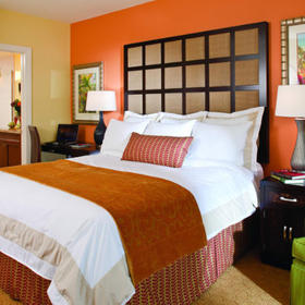 Marriott's Lakeshore Reserve Bedroom