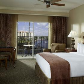 Hilton Grand Vacations Club (HGVC) at Tuscany Village — Hilton Grand Vacations Club (HGVC) at Tuscany Village Bedroom