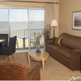 Living room (beach view)