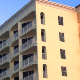 The Cove on Ormond Beach - South Tower Exterior