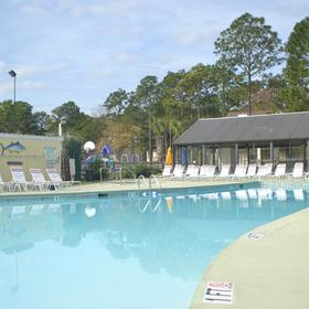 Links Golf and Racquet Club Outdoor Pool