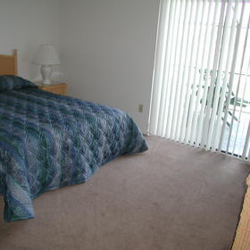 The Townhouses at St. Augustine Beach and Tennis Resort - Unit Bedroom