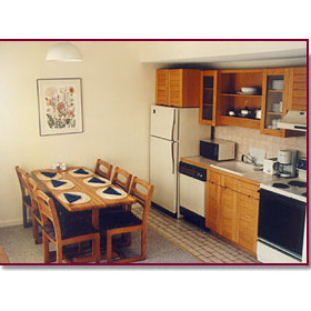 The Ponds at Foxhollow — - Unit Kitchen