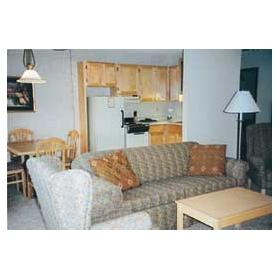 Stoneridge Resort — - Inside a Unit